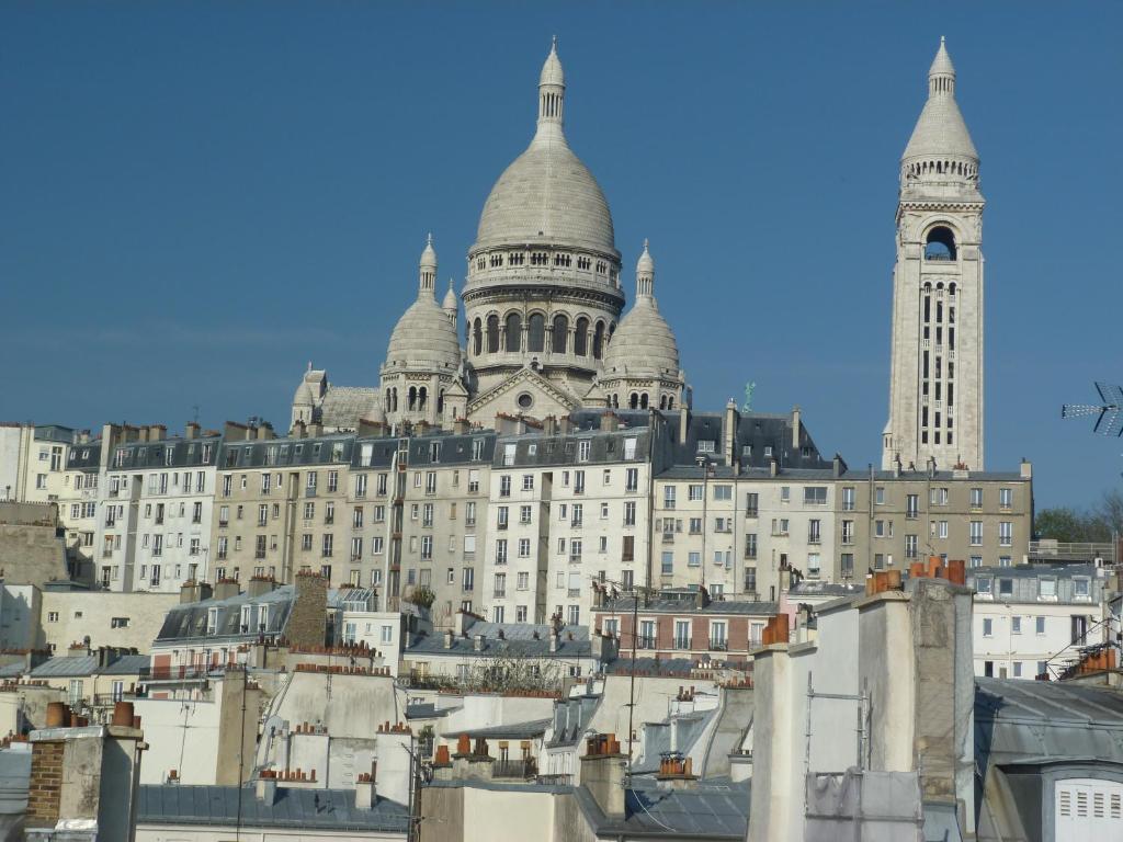 Hotel Paris Clignancourt