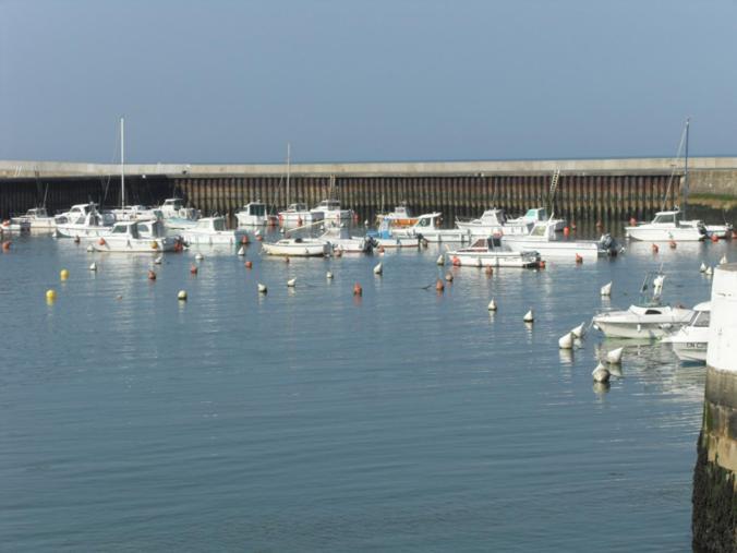 Gites de mer g tes port en bessin huppain dans le - Gite port en bessin ...