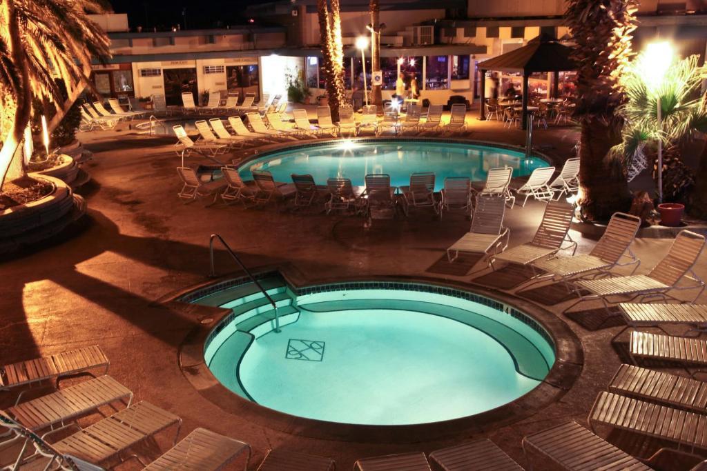 Desert Hot Springs Spa Restaurant