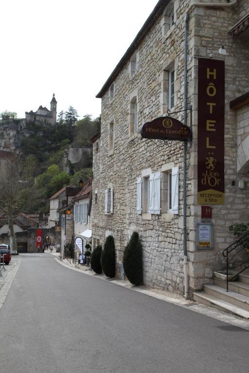 Hotel De La Gare Rocamadour