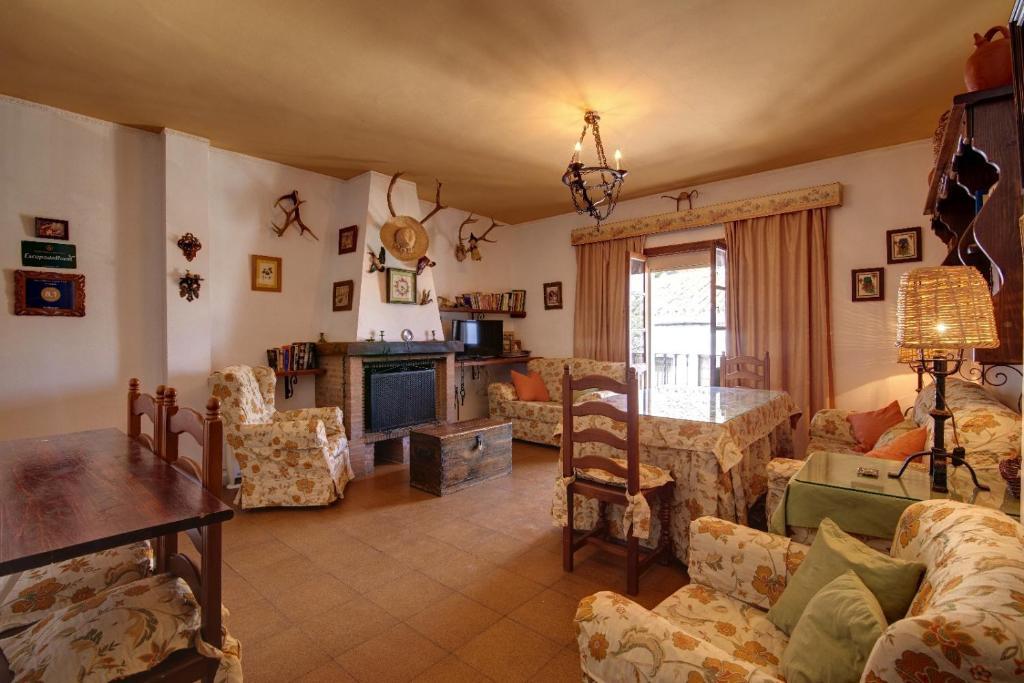 Casa de vacaciones Yerbaluisa (España Grazalema) - Booking.com