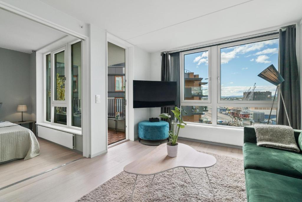 163553312 - Tjuvholmen apartments