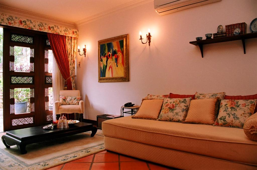 Suite Luxury có Vườn