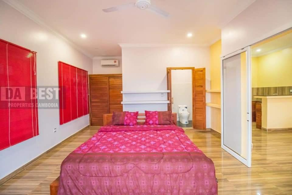 f6e877bdfaa0a الشقق 60 Road Mary s Home (كمبوديا Phumĭ Réach Born (1)) - Booking.com