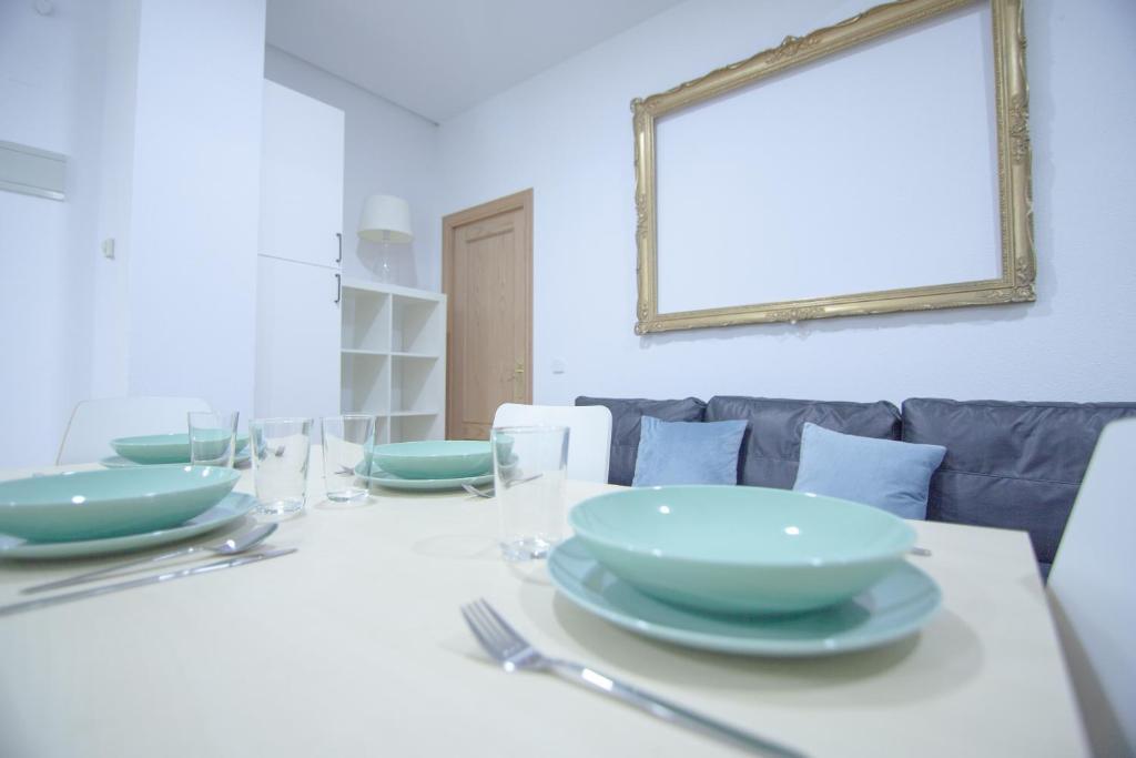 Apartamento en Calle Montera (España Madrid) - Booking.com bc7e3ac9467