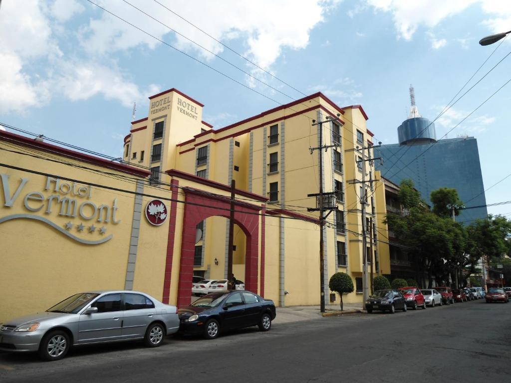 Hotel vermont ciudad de m xico reserva tu hotel con for Hoteles en insurgentes
