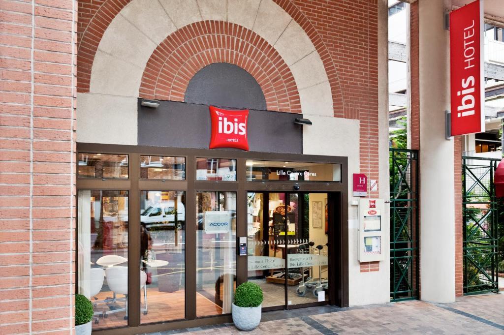 Hotel Ibis Lille Centre