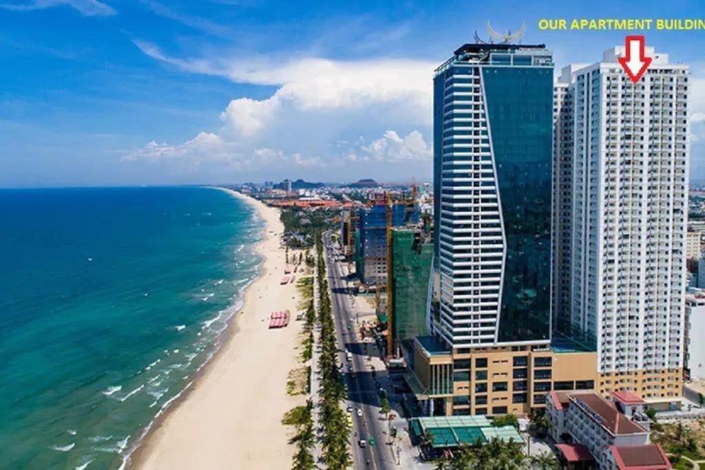 Tầm nhìn từ trên cao của Apartments Sea View