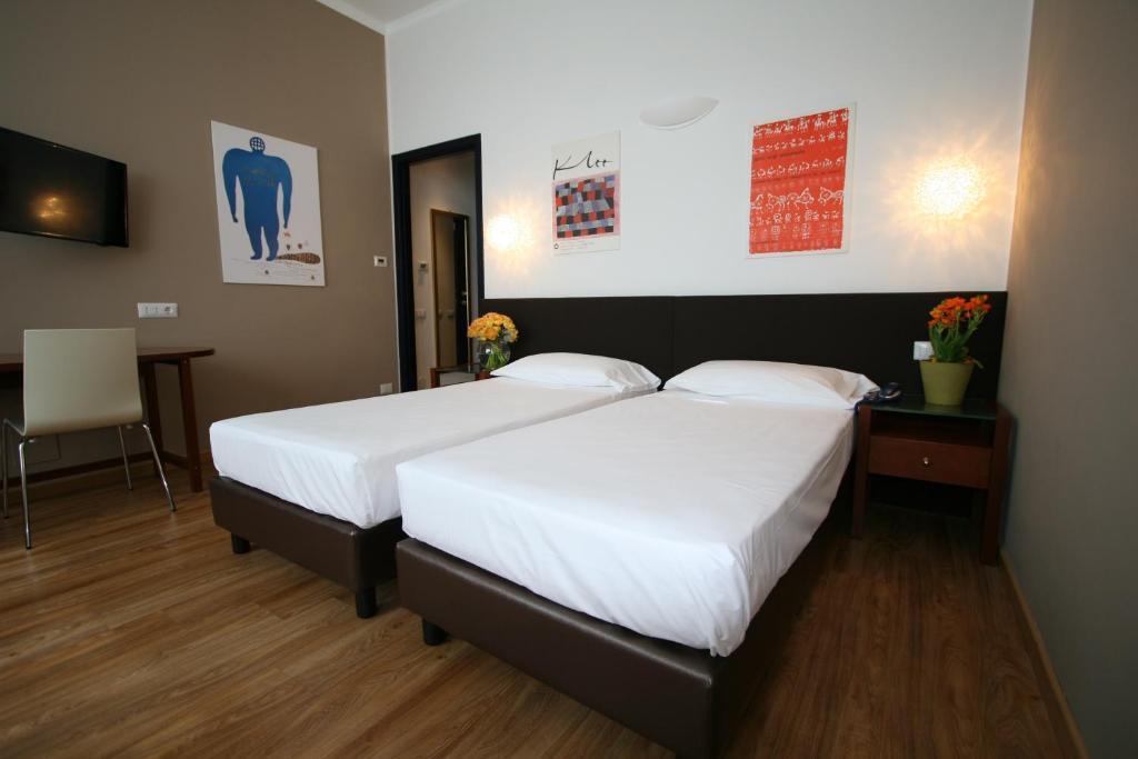 Hotel Milano Lotto Fiera