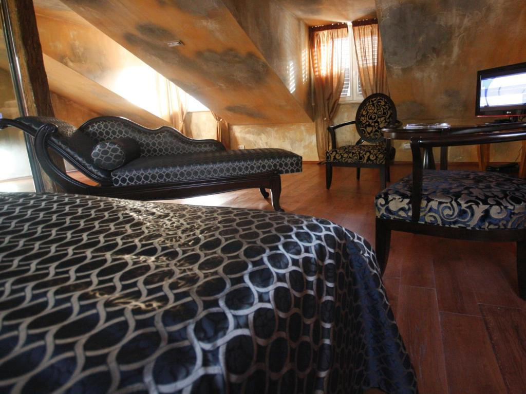 Palace Kotor  Storage Room