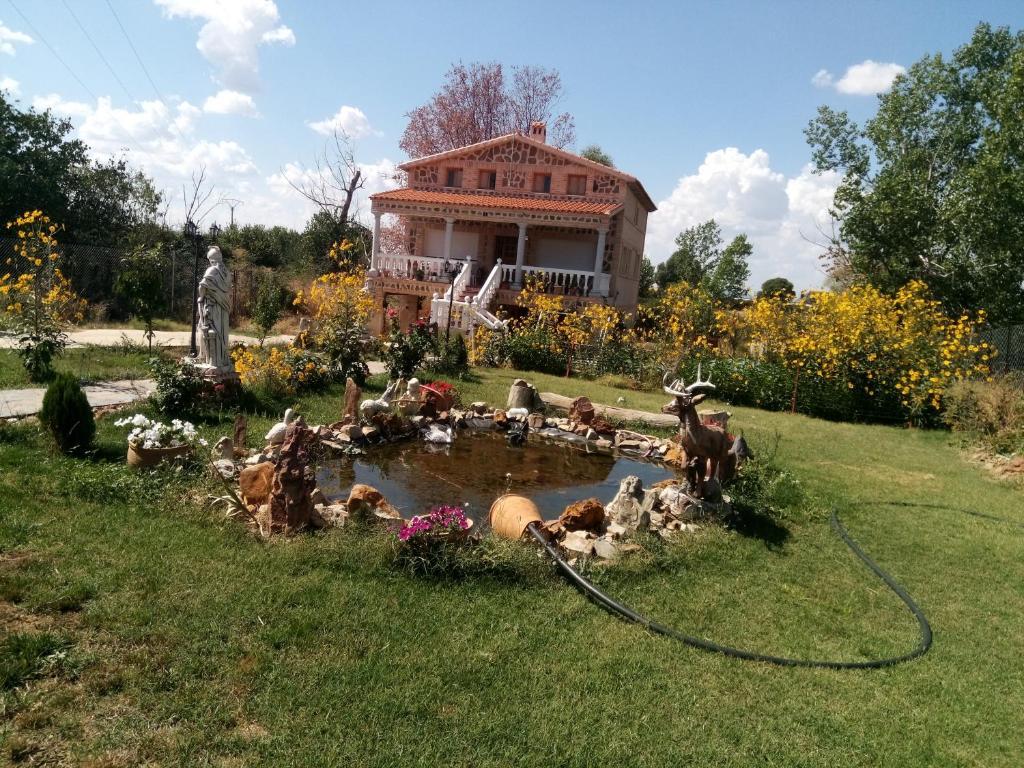 Casa de vacaciones Fuente Rabiit (España Ciudad Real ...