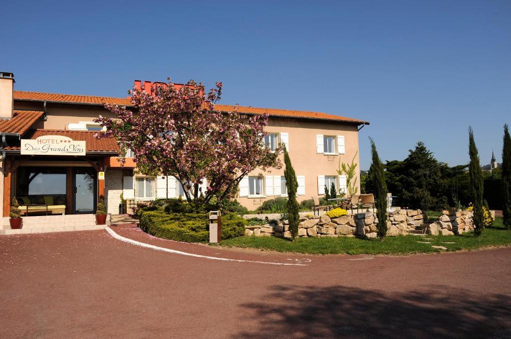 Hotel Des Grands Vins Fleurie