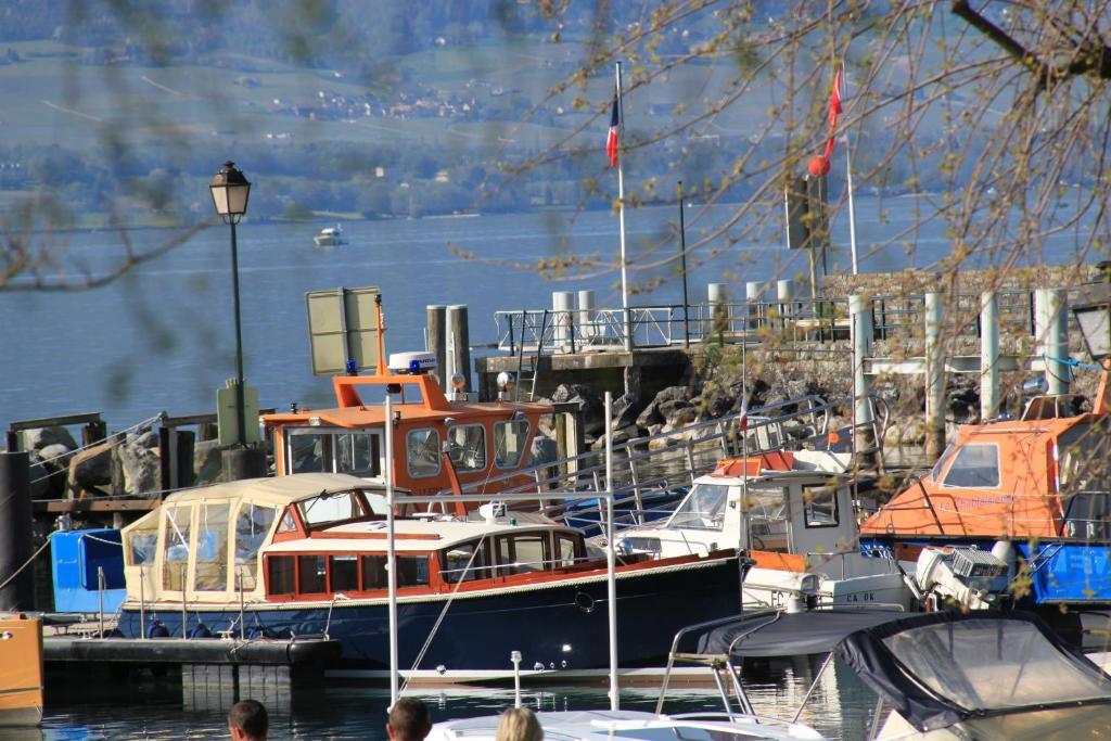 comparateur hotel restaurant du port yvoire r 233 servation hotels fr