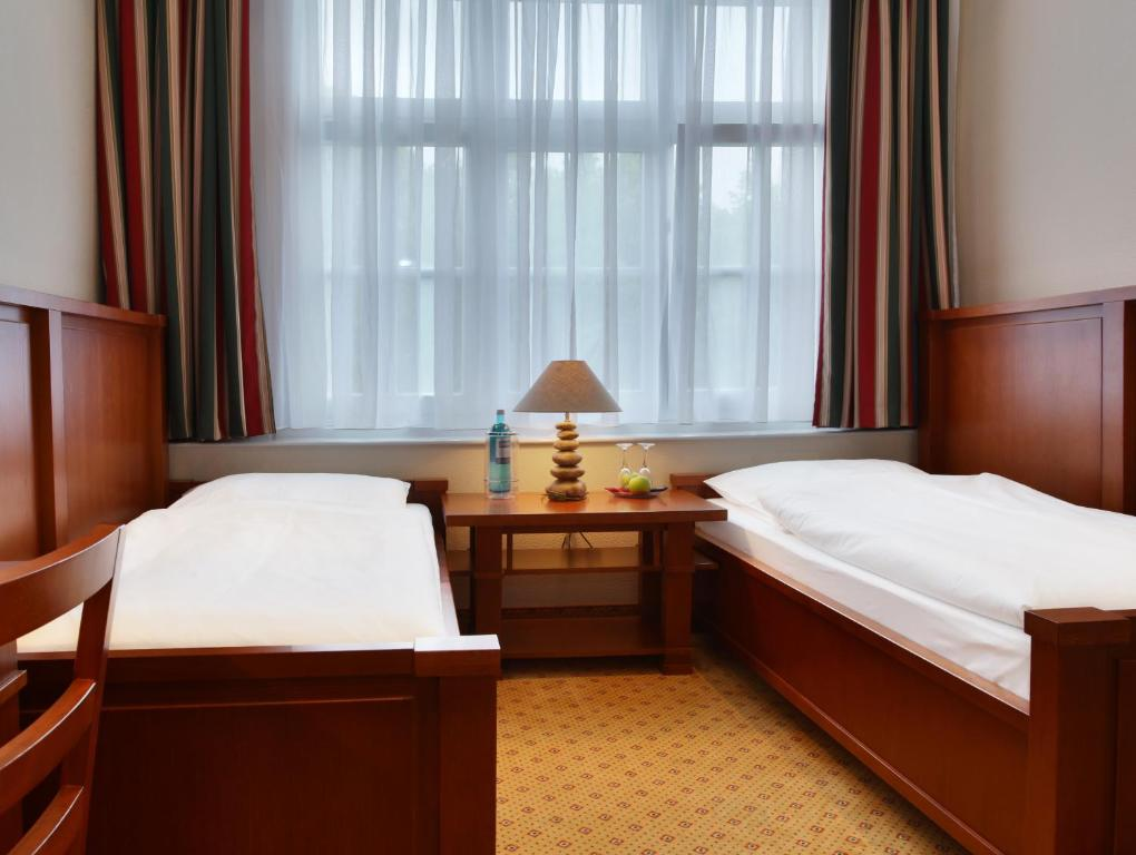 Hotel Fresena Im Dammtorpalais Hamburg