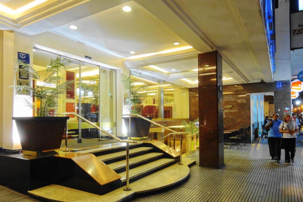 Hotel metropol san miguel de tucum n reserva tu hotel for Go fit piscinas san miguel telefono