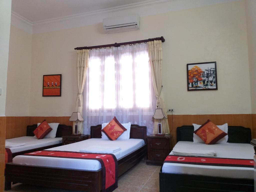 Phòng Deluxe Giường Đôi hoặc 2 Giường Đơn