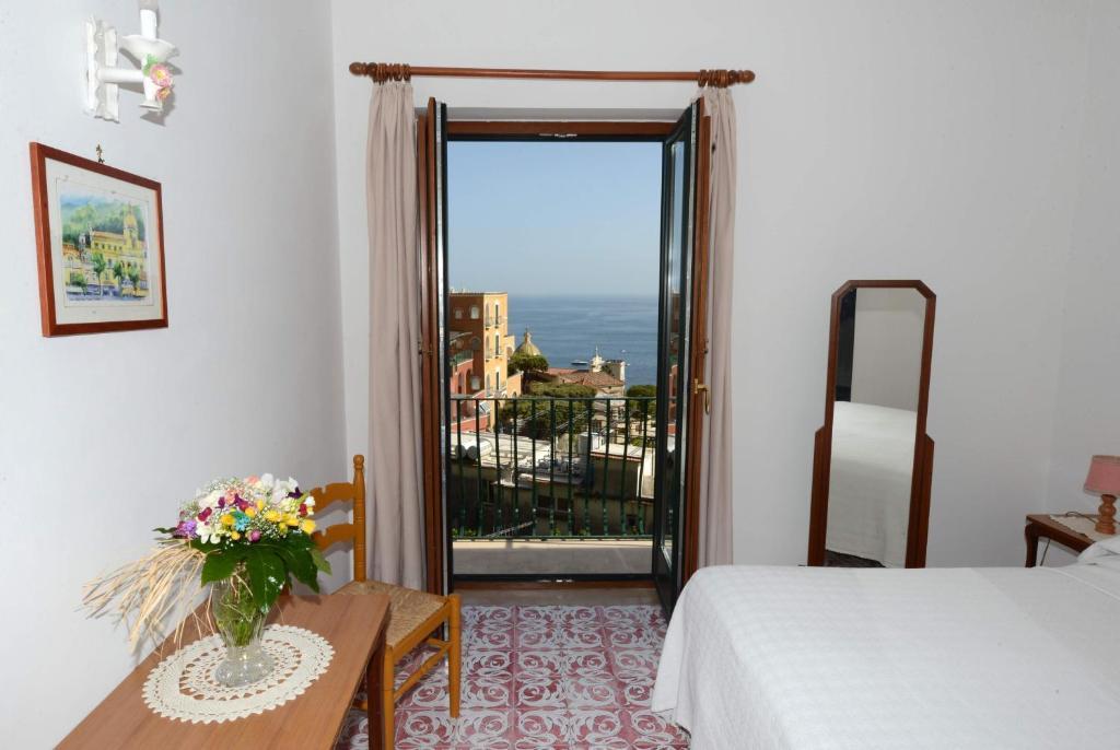 Bed And Breakfast Villa Maria Antonietta Positano