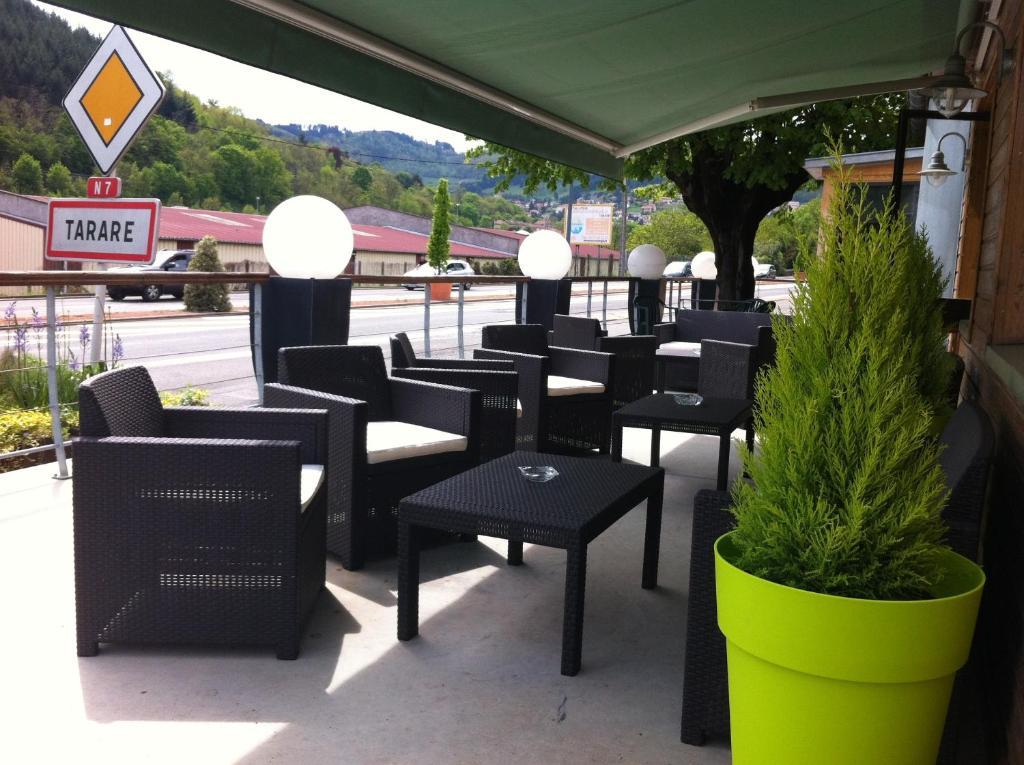 Hotel Restaurant Burnichon Tarare