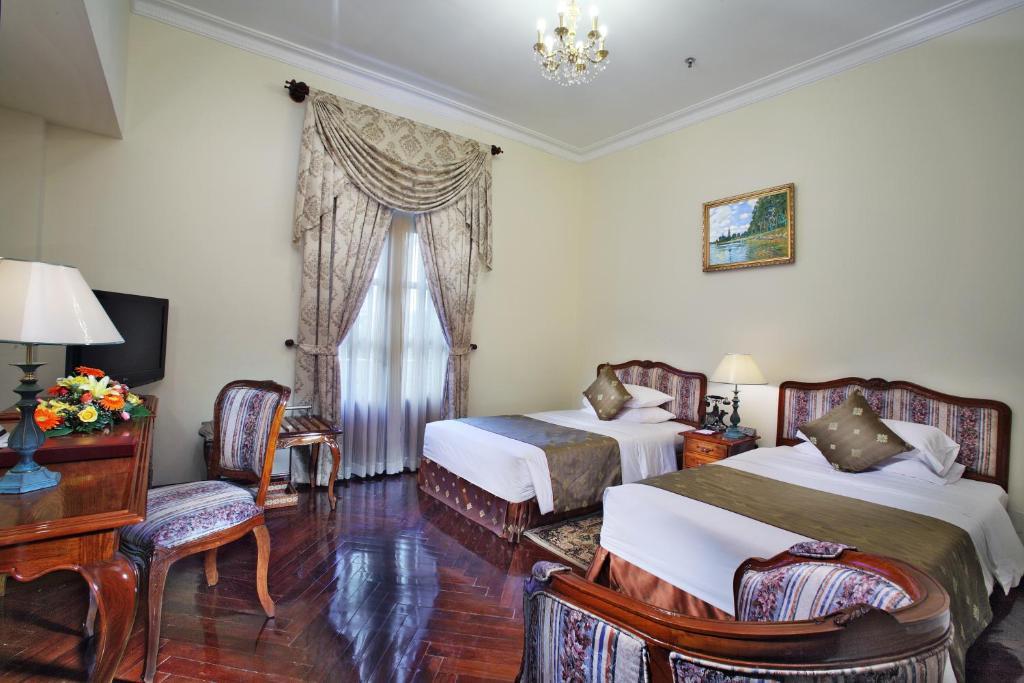 Phòng Grand Executive 2 Giường Đơn