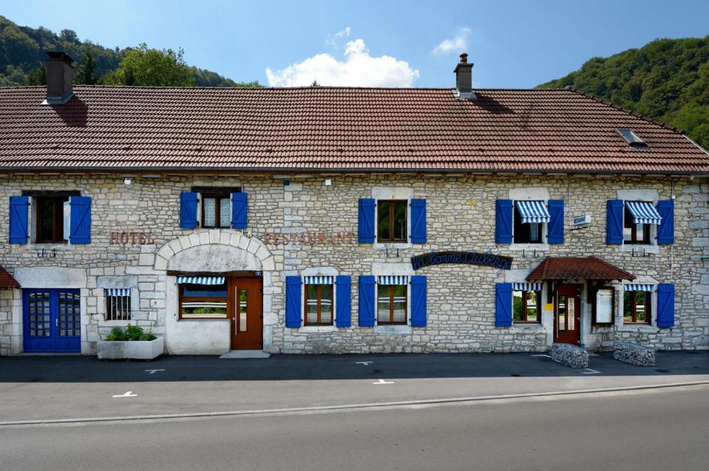 Restaurant La Bonne Auberge Clerval
