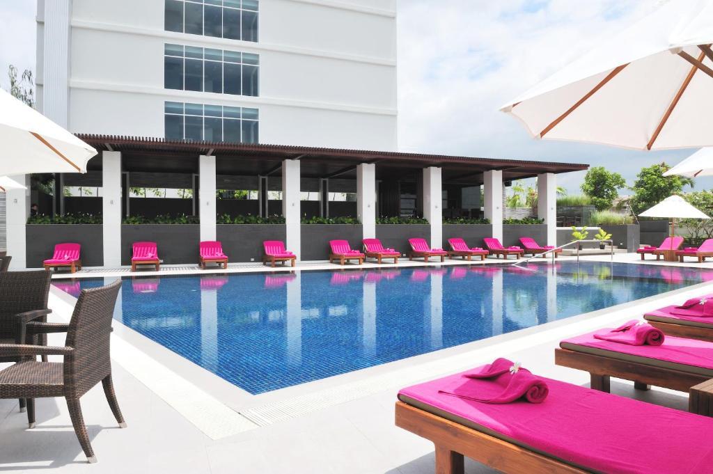 Bangkok Airport Hotel – Bangkok Suvarnabhumi Airport Hotel