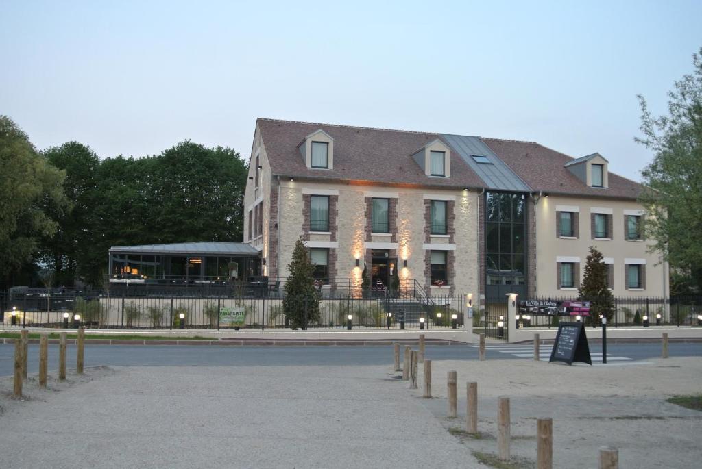 Restaurant La Villa De L Ecluse L Isle Adam