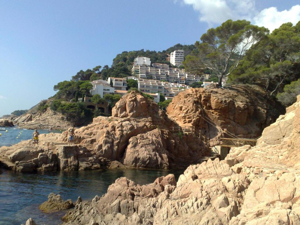 Apartments apartamentos cala salions apartments in tossa de mar spain - Apartamentos en tossa de mar baratos ...