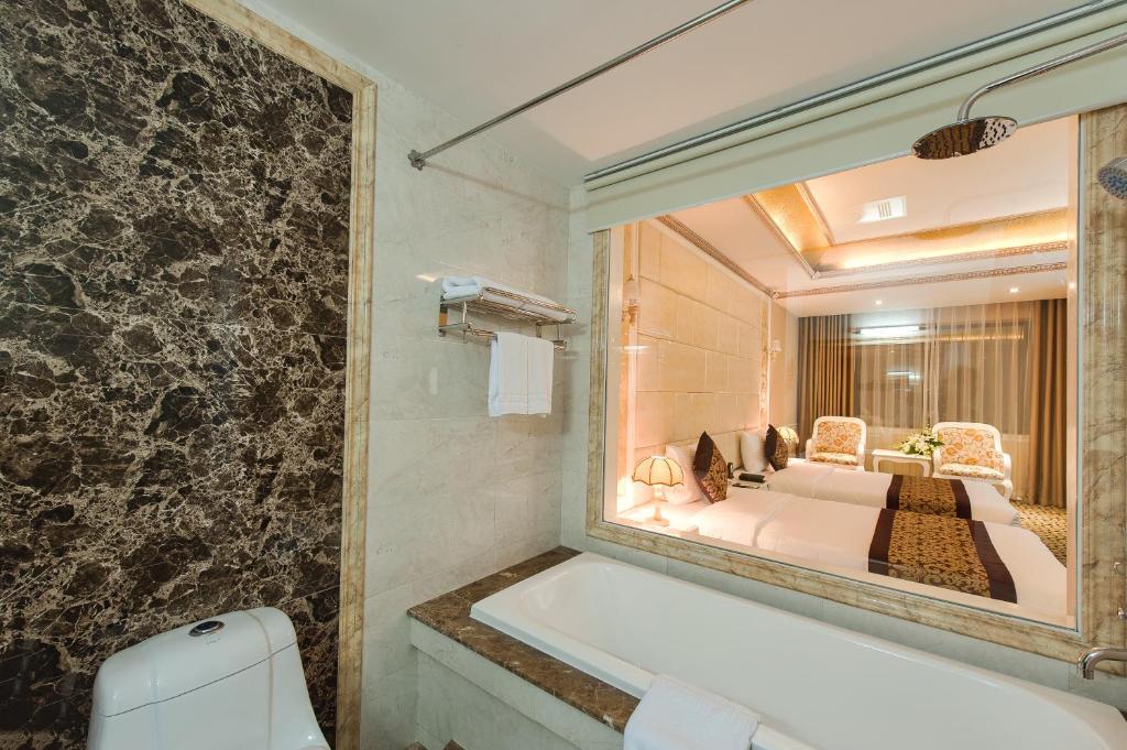 Phòng Premium Deluxe 2 Giường đơn