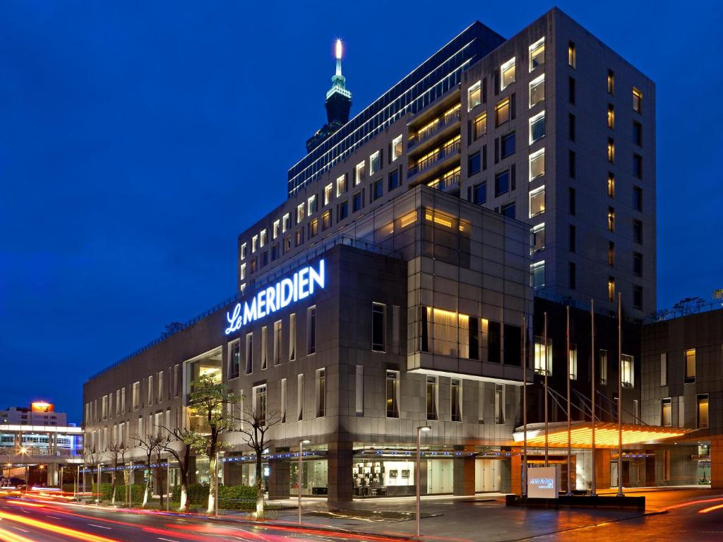 Star Hotels In Taipei City