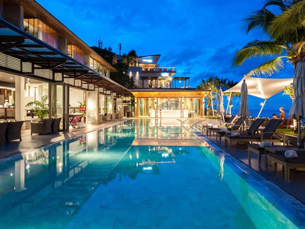 Cape sienna gourmet hotel villas r servation gratuite for Gourmet hotels