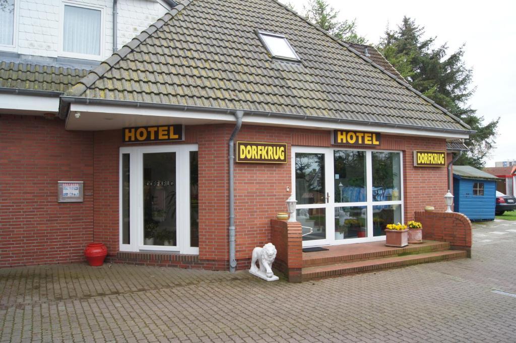 hotel dorfkrug b sum b sum informationen und buchungen online viamichelin. Black Bedroom Furniture Sets. Home Design Ideas