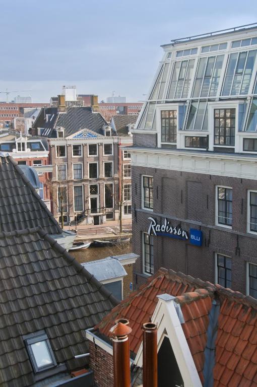 Radisson Blu Hotel, Amsterdam - Amsterdam - prenotazione on-line - ViaMichelin