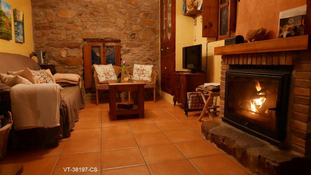 Casa de campo La Casa del Banquet (España Eslida) - Booking.com