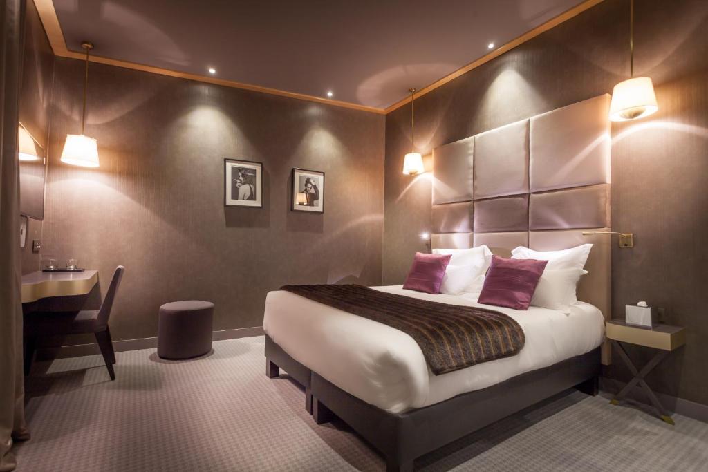 Hotel armoni paris r servation gratuite sur viamichelin for Hotel sans reservation paris