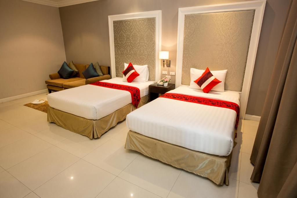 Hope Land Executive Residence Sukhumvit 46 Bangkok