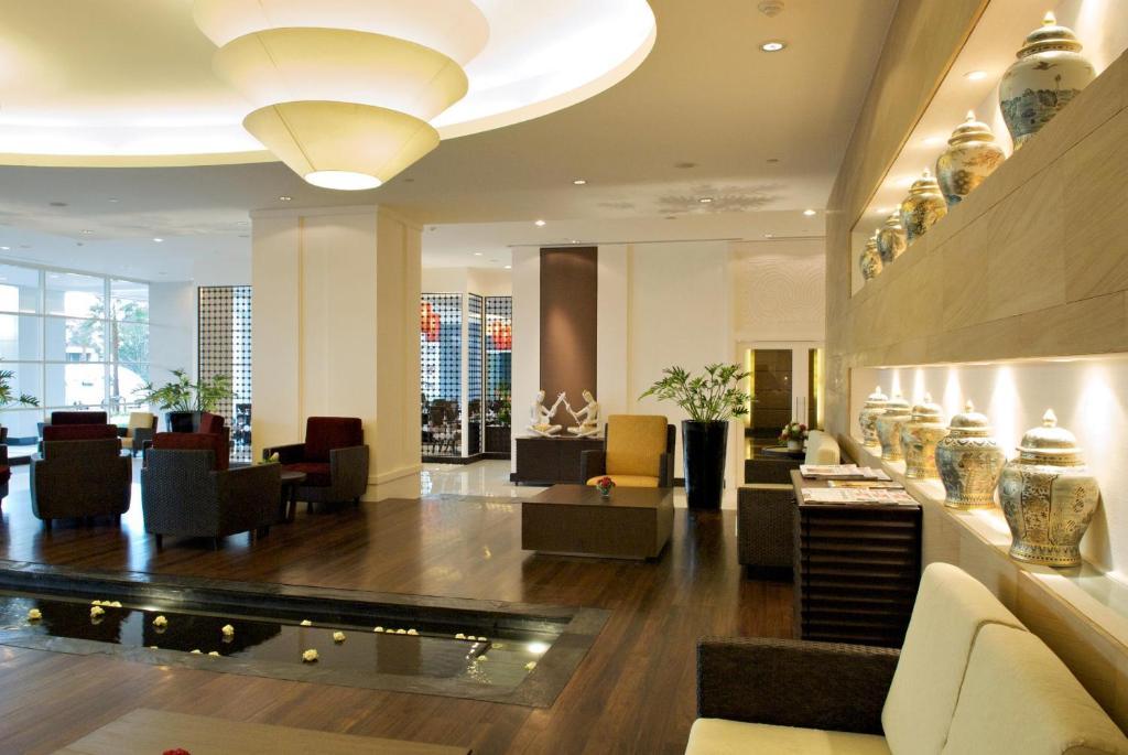 The Narathiwas Hotel Amp Residence Sathorn Bangkok Bangkok