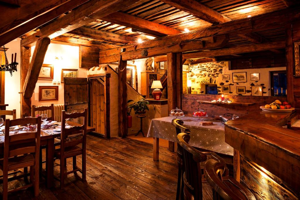 Chez bear chambres d 39 hotes brian on viamichelin - Chambre d hotes serre chevalier ...