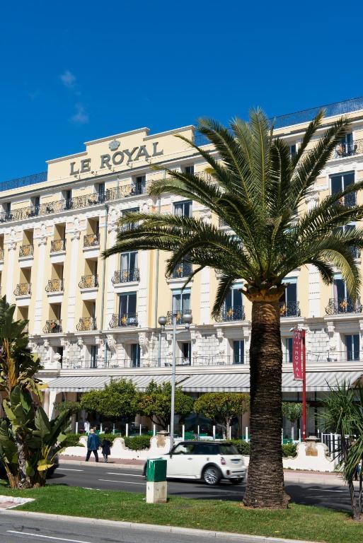 H tel le royal promenade des anglais r servation for Site anglais reservation hotel