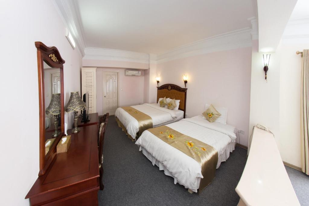 Phòng Executive có Giường cỡ Queen