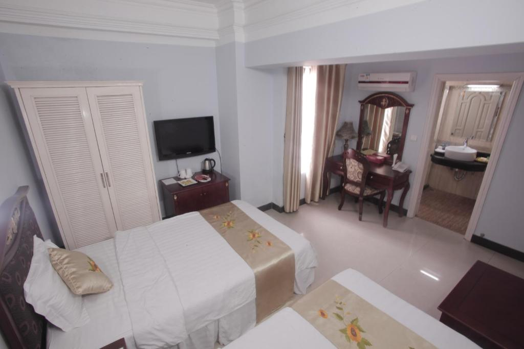 Phòng Premium 2 Giường Đơn