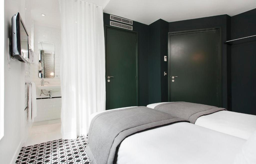 Hotel Emile Rue Malher