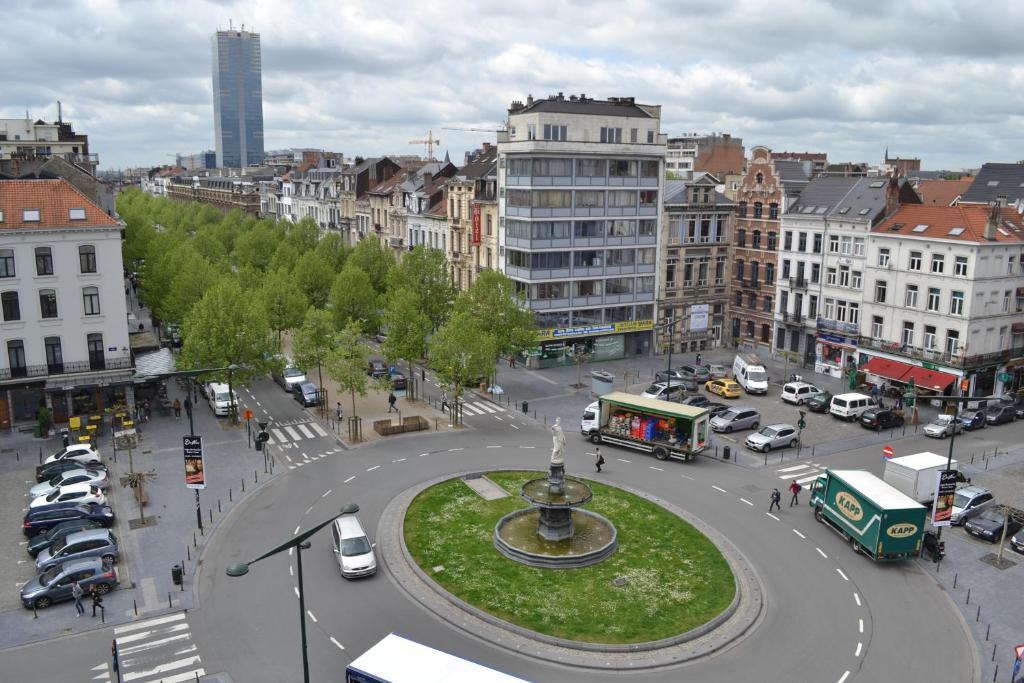 Hotel Aeroport Bruxelles Parking Gratuit