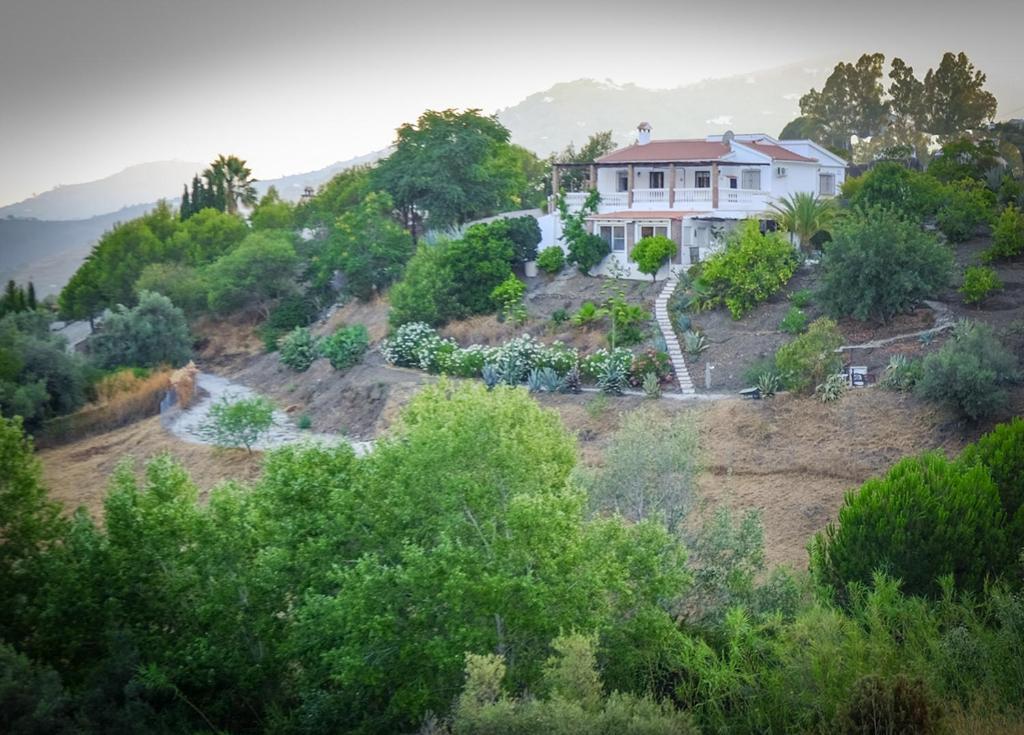 Villa Barbaro (España Cómpeta) - Booking.com