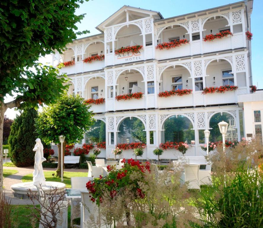 Best Western Hotel Alexa Gohren