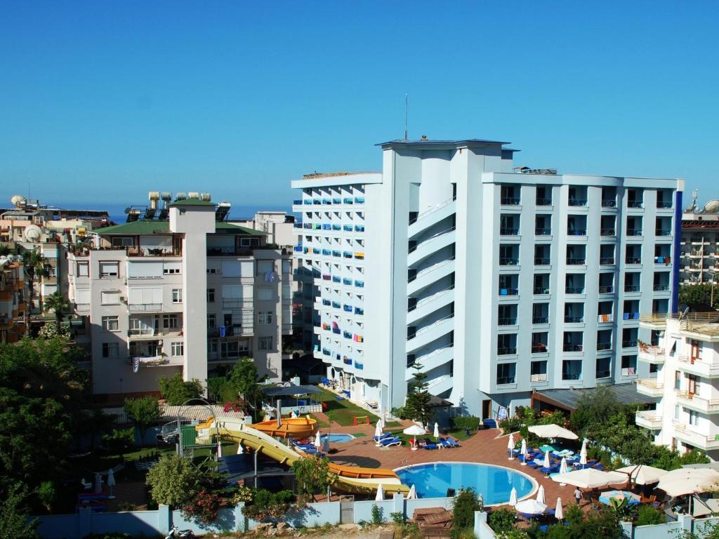 Hotel Grand Zaman Garden Alanya Homepage