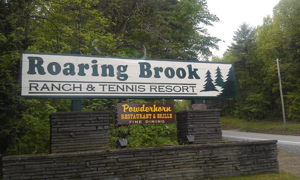 Roaring Brook Ranch Resort & Conference Center, Locations ...