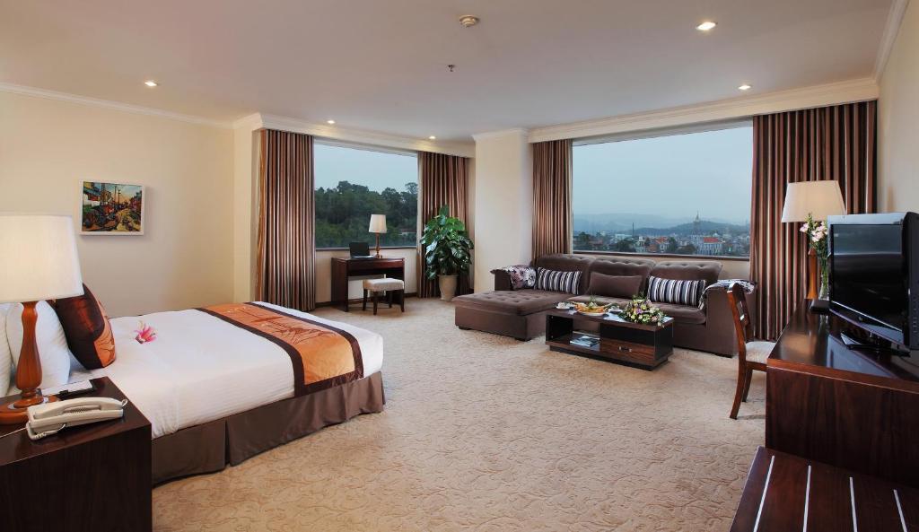 Phòng Luxury Giường Đôi