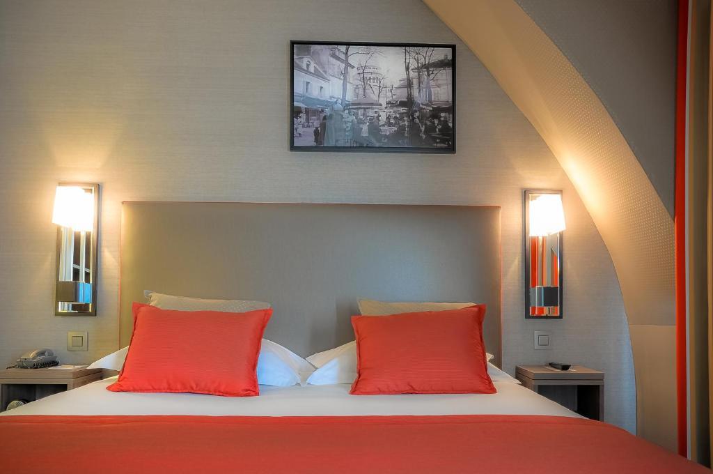 Best western h tel marais bastille paris book your for Ideal hotel paris