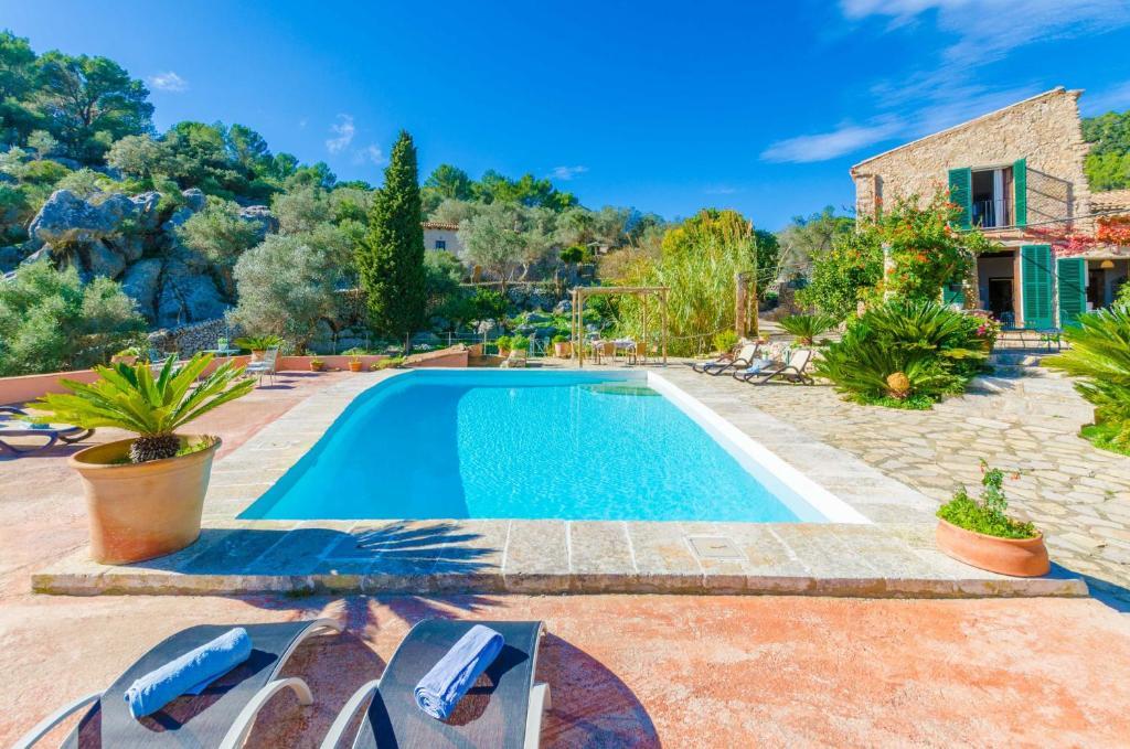 Booking.com: Villa Sobremunt , Esporles, Espanha . Reserve ...