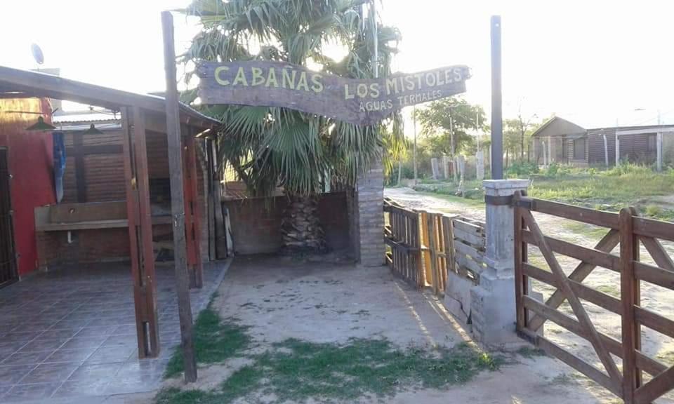 102197b65d271 Cabaña Los Mistoles (Argentina Termas de Río Hondo) - Booking.com